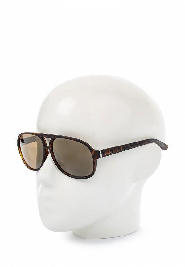 Мужские солнцезащитные очки Benetton (Бенеттон) BE 935S 02: изображение 3
