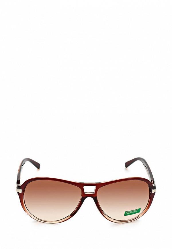 Мужские солнцезащитные очки Benetton (Бенеттон) BE 711 R1: изображение 1