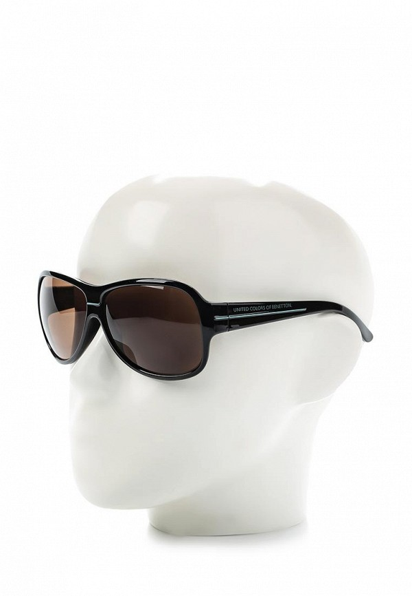 Мужские солнцезащитные очки Benetton (Бенеттон) BE 699 R2: изображение 3