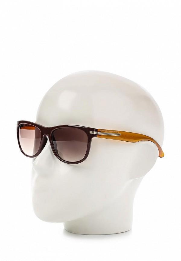 Мужские солнцезащитные очки Benetton (Бенеттон) BE 700 R3: изображение 9