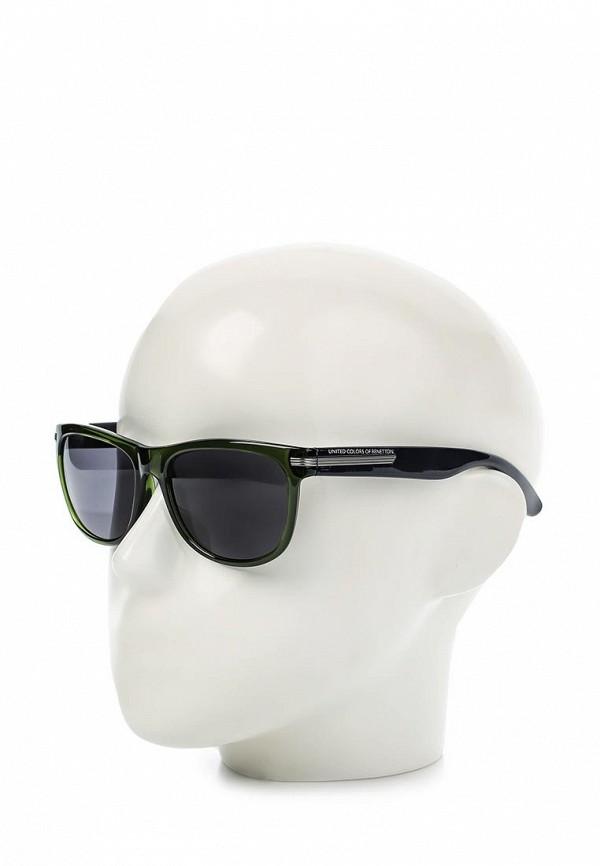 Мужские солнцезащитные очки Benetton (Бенеттон) BE 700 R4: изображение 8