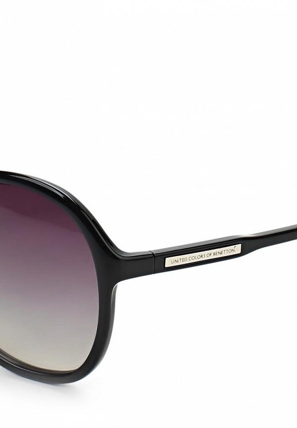 Женские солнцезащитные очки Benetton (Бенеттон) BE 552 01: изображение 8