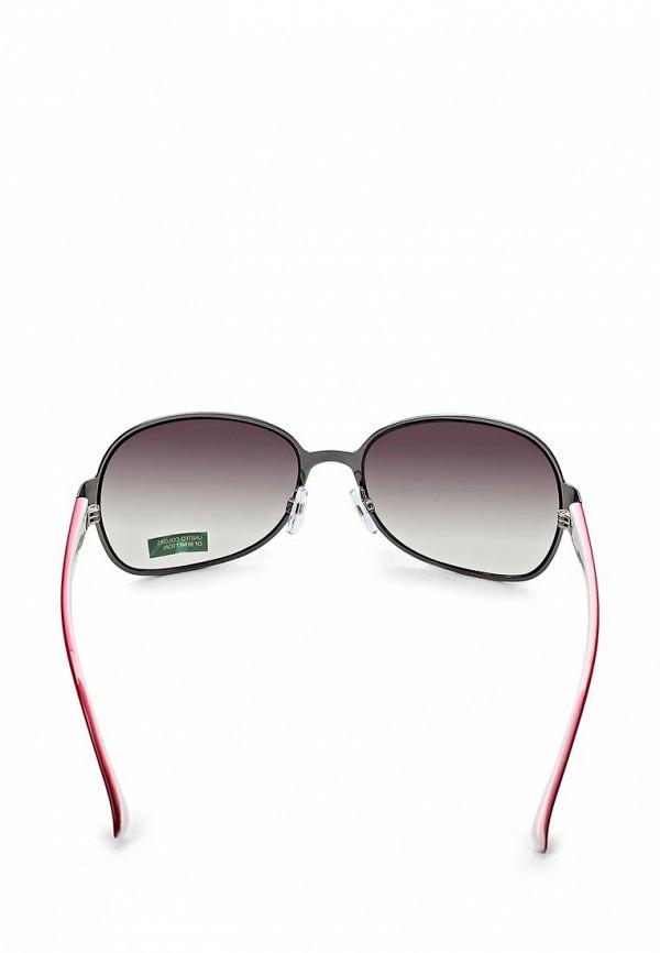 Женские солнцезащитные очки Benetton (Бенеттон) BE 706 R2: изображение 3