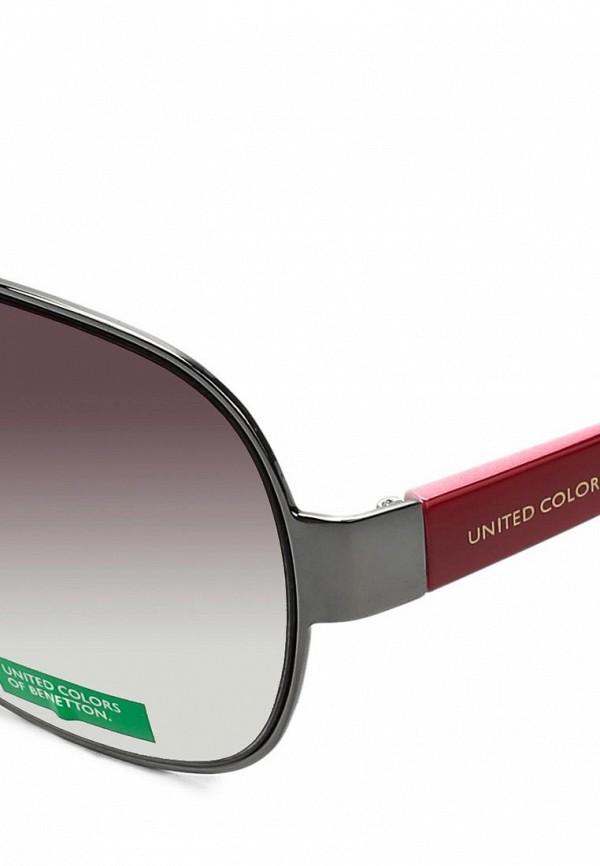 Женские солнцезащитные очки Benetton (Бенеттон) BE 706 R2: изображение 4