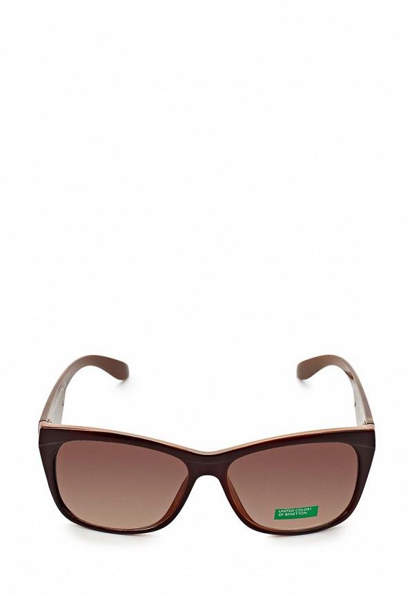 Женские солнцезащитные очки Benetton (Бенеттон) BE 710 R3: изображение 5