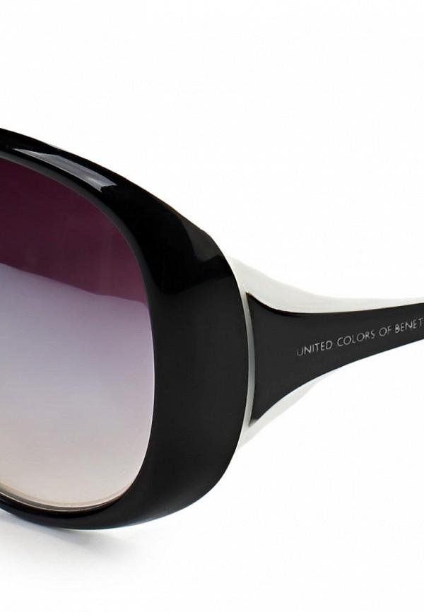 Женские солнцезащитные очки Benetton (Бенеттон) BE 824 R3: изображение 8