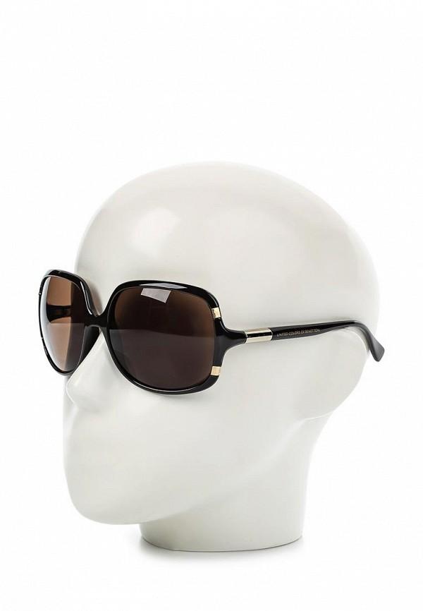 Женские солнцезащитные очки Benetton (Бенеттон) BE 695 R3: изображение 4