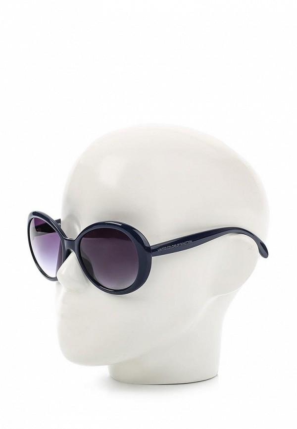 Женские солнцезащитные очки Benetton (Бенеттон) BE 813 R2: изображение 4