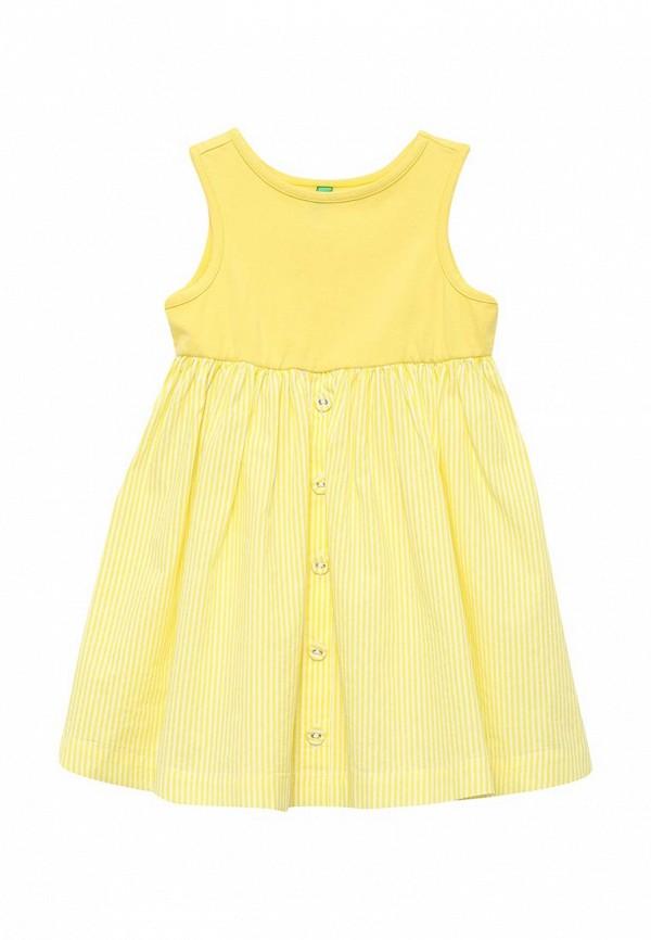 Повседневное платье United Colors of Benetton (Юнайтед Колорс оф Бенеттон) 4ABJ5V6P0