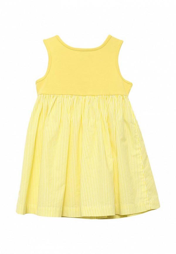 Повседневное платье Benetton (Бенеттон) 4ABJ5V6P0: изображение 2