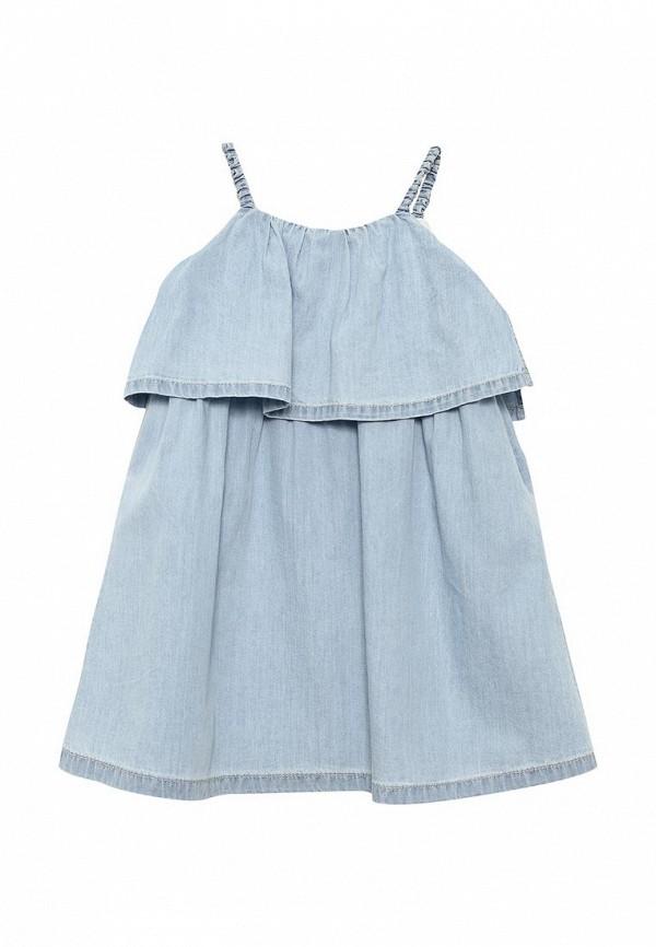 Повседневное платье Benetton (Бенеттон) 4LF55V6O0: изображение 1
