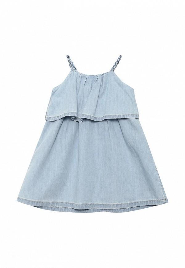 Повседневное платье Benetton (Бенеттон) 4LF55V6O0: изображение 2
