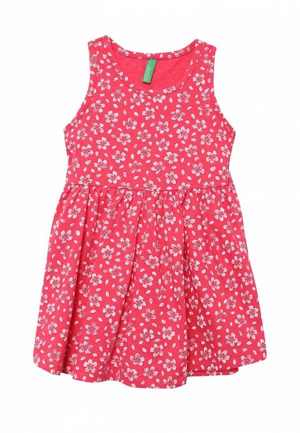 Повседневное платье United Colors of Benetton (Юнайтед Колорс оф Бенеттон) 3ABZF8093