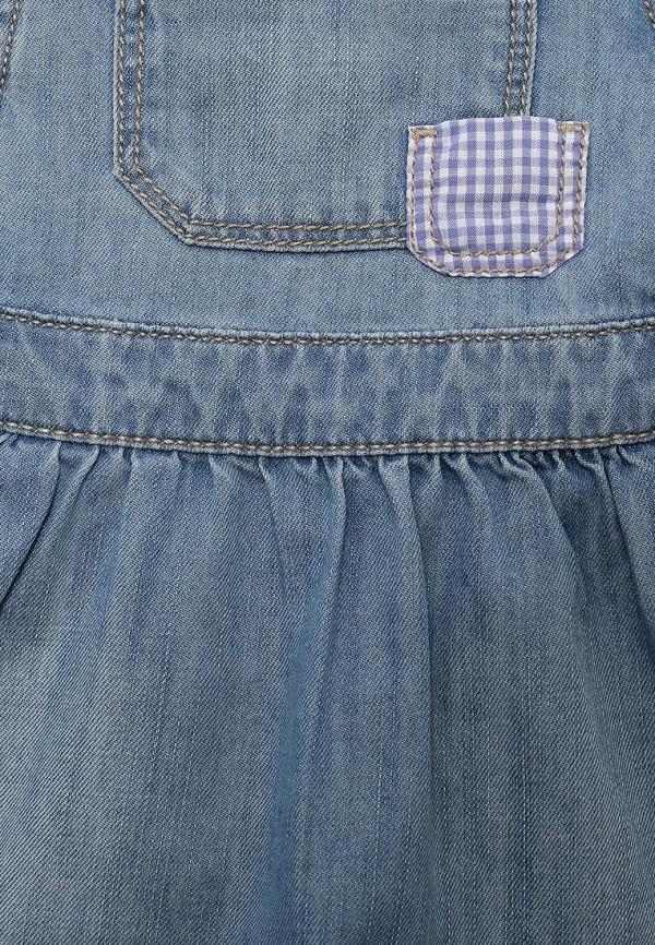 Повседневное платье Benetton (Бенеттон) 4MU4580CP: изображение 3
