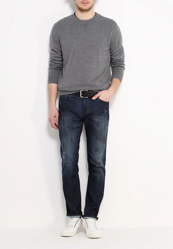 Зауженные джинсы Benetton (Бенеттон) 4S0TT73B8: изображение 2