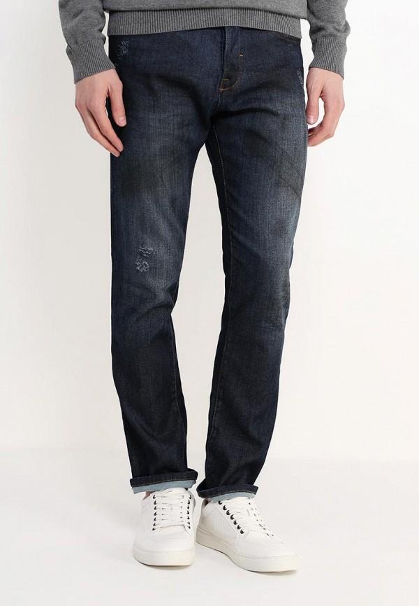 Зауженные джинсы Benetton (Бенеттон) 4S0TT73B8: изображение 3