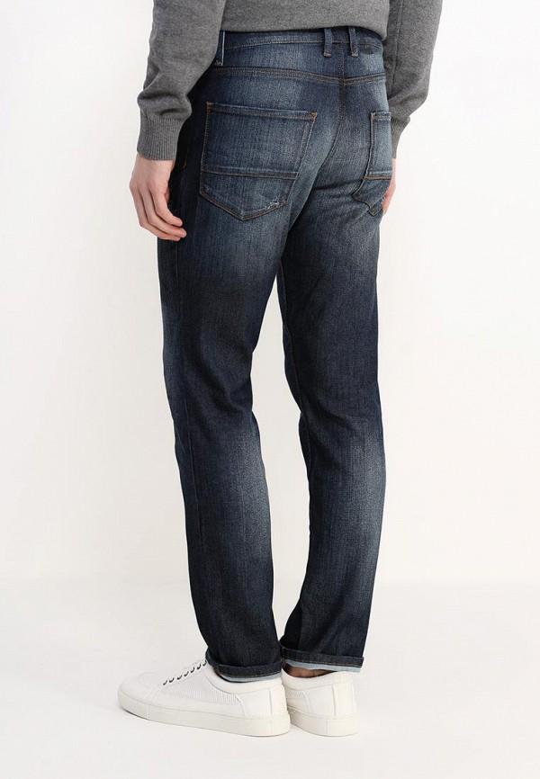 Зауженные джинсы Benetton (Бенеттон) 4S0TT73B8: изображение 4