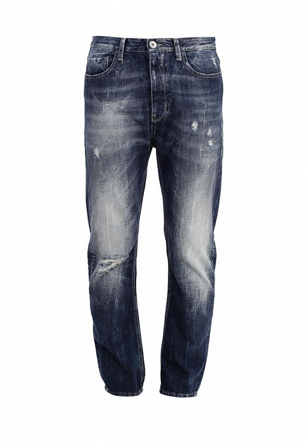Мужские прямые джинсы United Colors of Benetton (Юнайтед Колорс оф Бенеттон) 4P9PT77J8