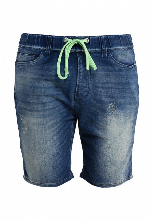 Мужские джинсовые шорты United Colors of Benetton (Юнайтед Колорс оф Бенеттон) 4S0UT90V8