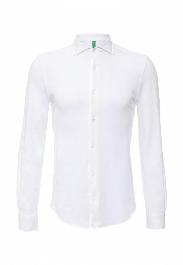 Рубашка с длинным рукавом Benetton (Бенеттон) 5ANF5Q3G8: изображение 1