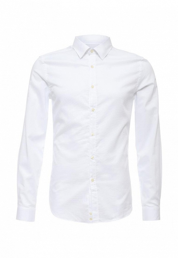 Рубашка с длинным рукавом Benetton (Бенеттон) 5APQ5QAX8: изображение 1
