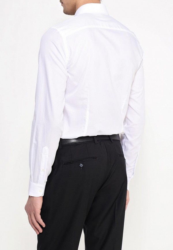 Рубашка с длинным рукавом Benetton (Бенеттон) 5APQ5QAX8: изображение 4