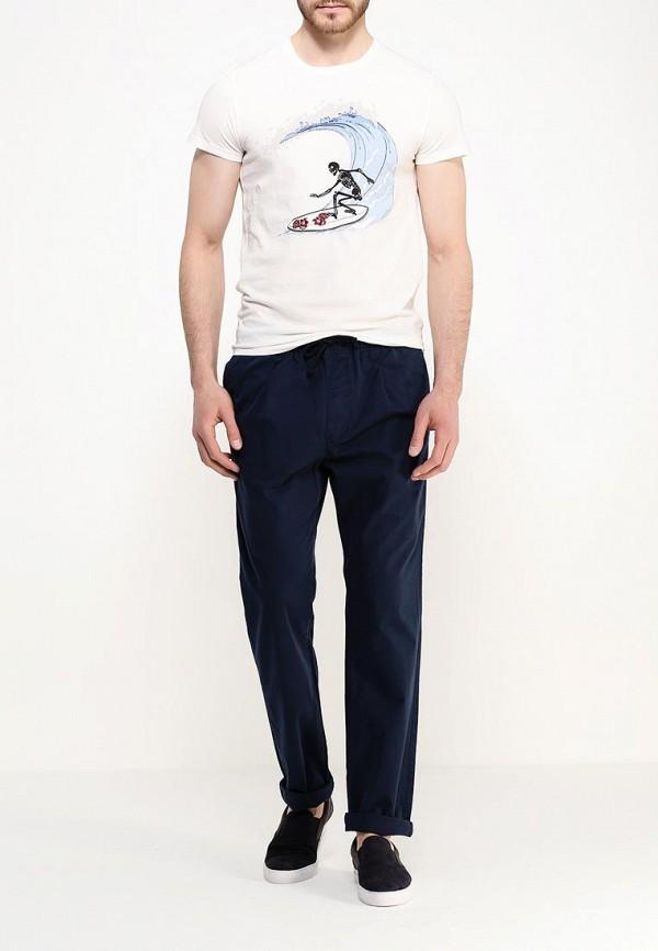 Мужские повседневные брюки Benetton (Бенеттон) 4S6PD53K8: изображение 2