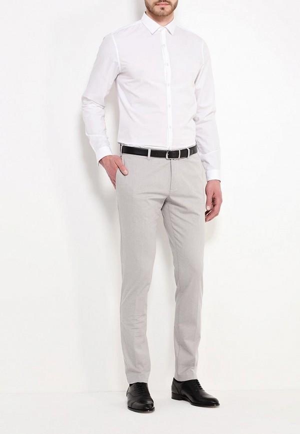 Мужские классические брюки Benetton (Бенеттон) 4TU0552N8: изображение 2