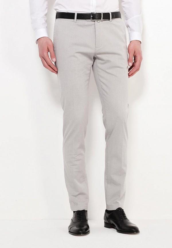Мужские классические брюки Benetton (Бенеттон) 4TU0552N8: изображение 3