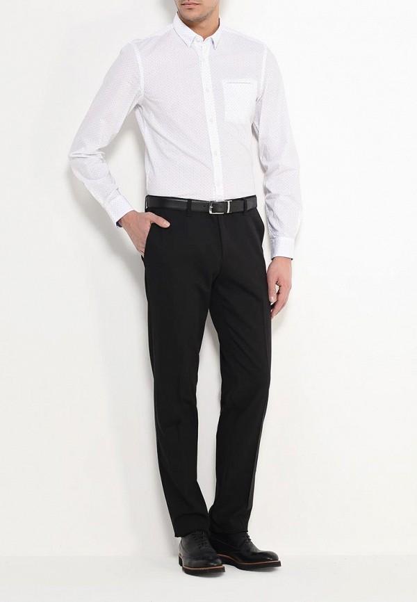 Мужские классические брюки Benetton (Бенеттон) 4F4VS5938: изображение 3