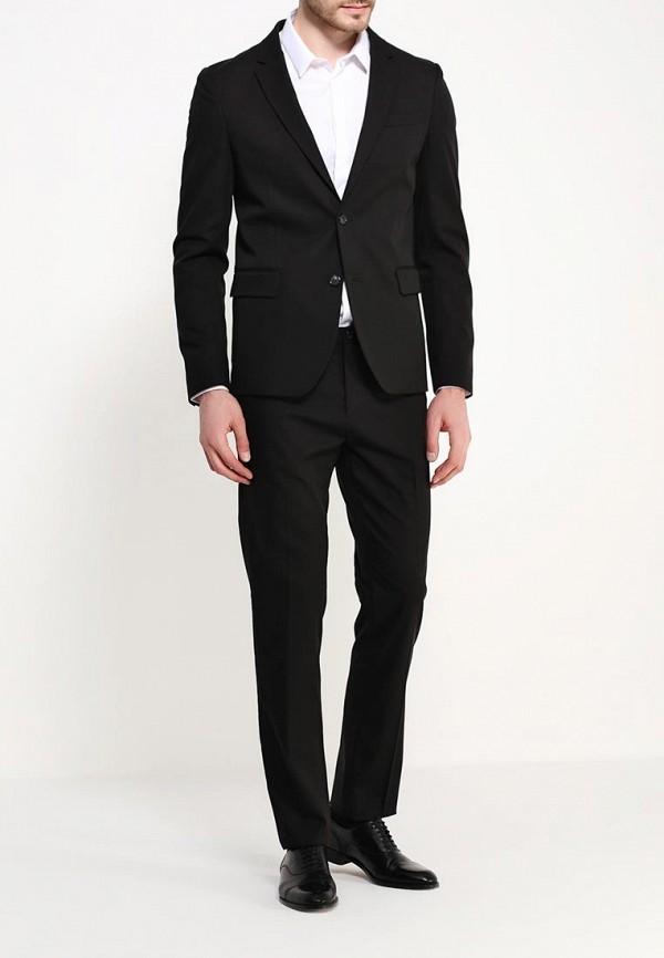 Мужские классические брюки Benetton (Бенеттон) 4F4VS5938: изображение 4