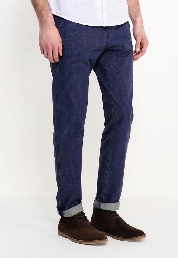 Мужские повседневные брюки Benetton (Бенеттон) 4QM1553G8: изображение 3