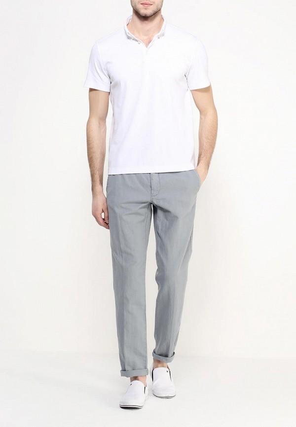 Мужские повседневные брюки Benetton (Бенеттон) 4AAZ558L8: изображение 2