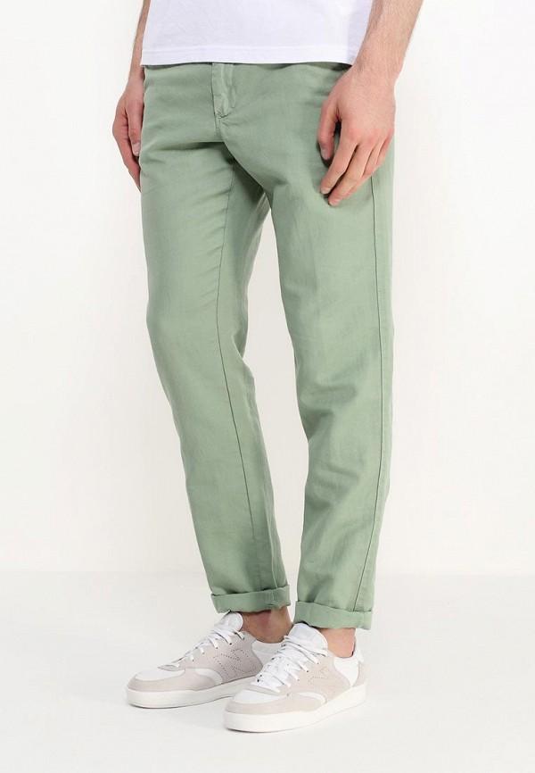 Мужские повседневные брюки Benetton (Бенеттон) 4AAZ558L8: изображение 3