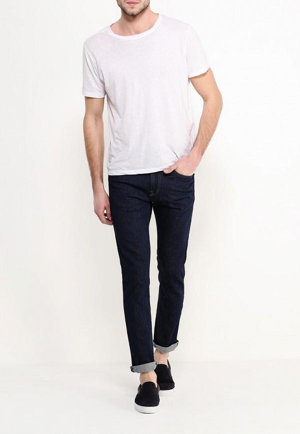 Зауженные джинсы Benetton (Бенеттон) 4S8ML73K8: изображение 2