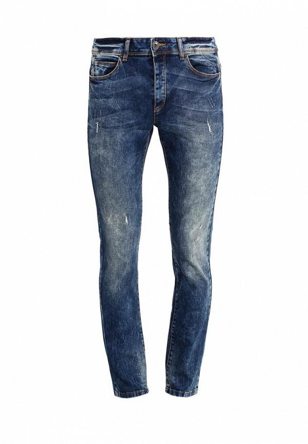 Зауженные джинсы Benetton (Бенеттон) 4TZ157258: изображение 1