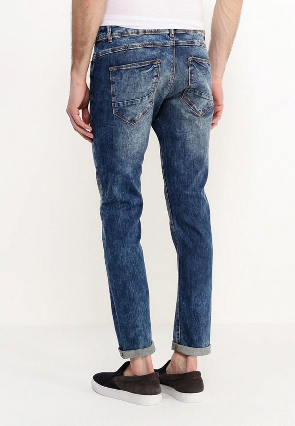 Зауженные джинсы Benetton (Бенеттон) 4TZ157258: изображение 4