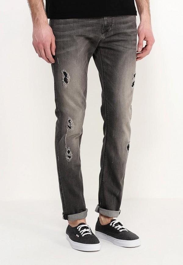 Зауженные джинсы Benetton (Бенеттон) 4S7NT7768: изображение 3