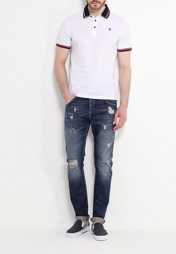 Зауженные джинсы Benetton (Бенеттон) 4Y8KT7758: изображение 2
