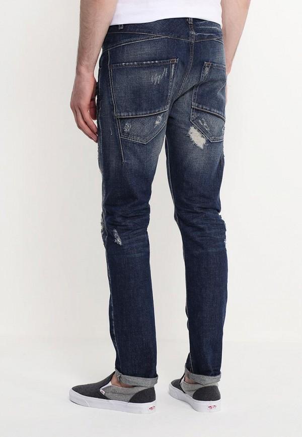 Зауженные джинсы Benetton (Бенеттон) 4Y8KT7758: изображение 4