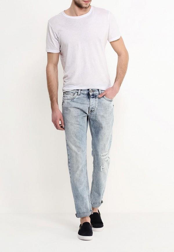Зауженные джинсы Benetton (Бенеттон) 4D5FT72L8: изображение 2