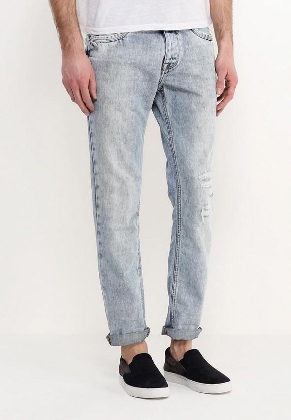 Зауженные джинсы Benetton (Бенеттон) 4D5FT72L8: изображение 3