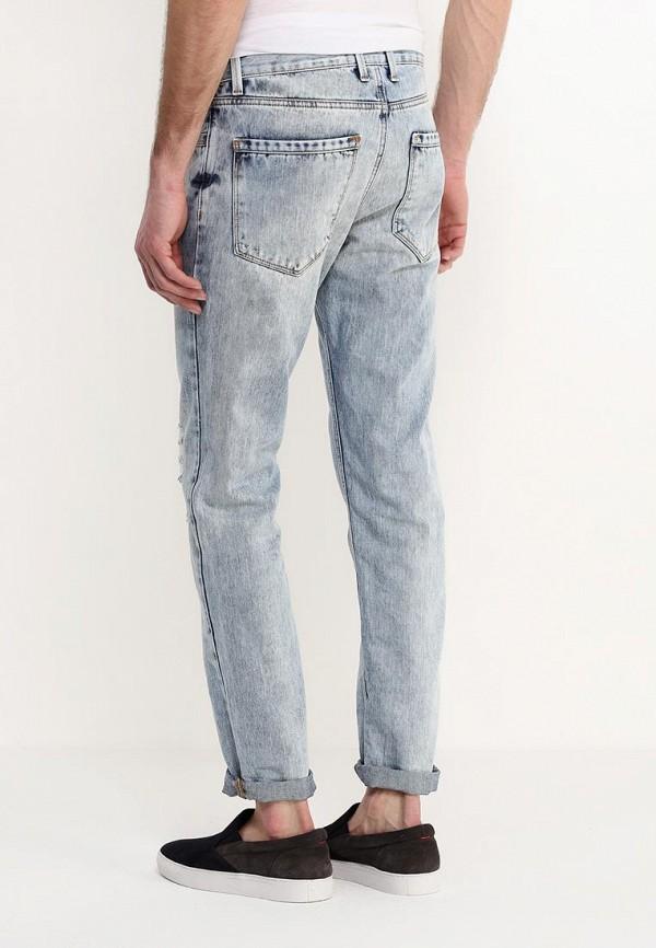 Зауженные джинсы Benetton (Бенеттон) 4D5FT72L8: изображение 4