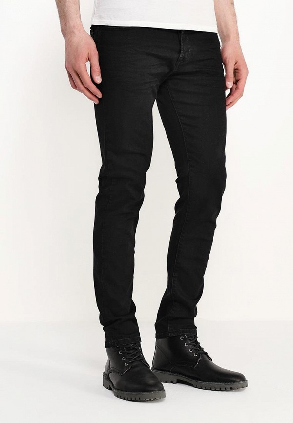 Мужские прямые джинсы Benetton (Бенеттон) 4S3NT72P8: изображение 3