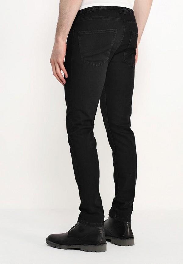 Мужские прямые джинсы Benetton (Бенеттон) 4S3NT72P8: изображение 4
