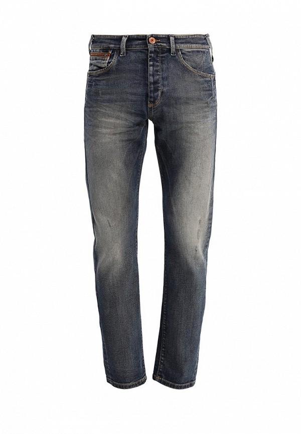 Мужские прямые джинсы Benetton (Бенеттон) 4F92T73J8: изображение 1