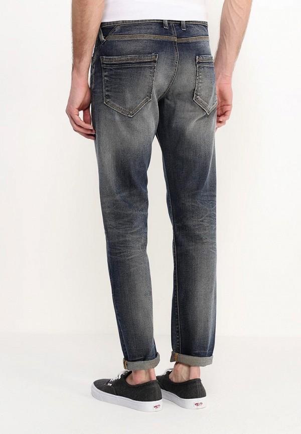 Мужские прямые джинсы Benetton (Бенеттон) 4F92T73J8: изображение 4