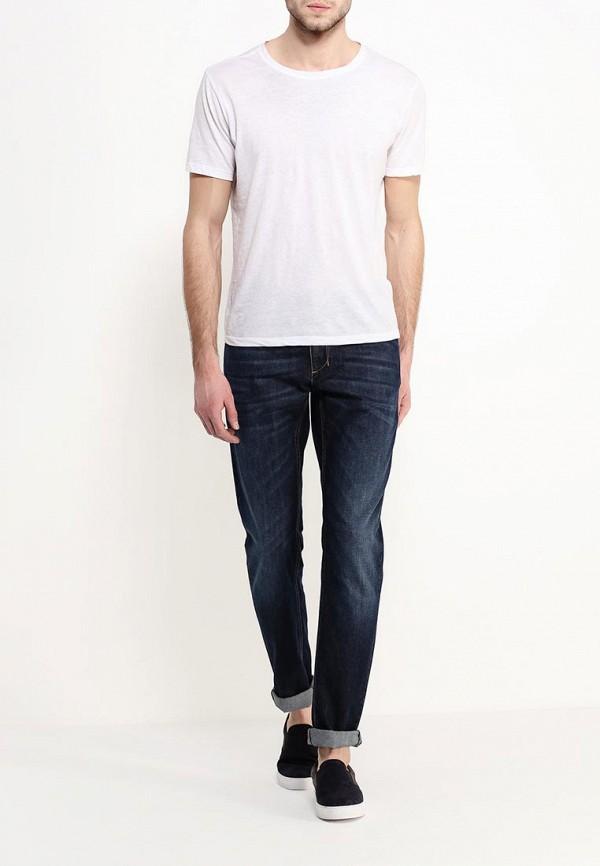 Зауженные джинсы Benetton (Бенеттон) 4S0TT73B8: изображение 6