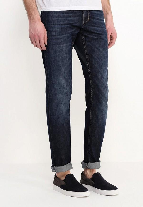 Зауженные джинсы Benetton (Бенеттон) 4S0TT73B8: изображение 7