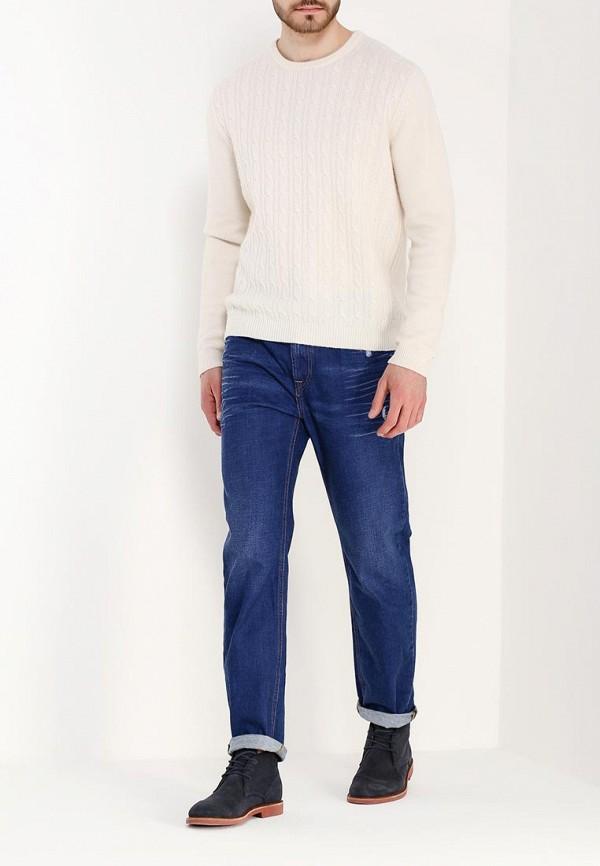Зауженные джинсы Benetton (Бенеттон) 4S5ST72M8: изображение 2